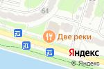 Схема проезда до компании Panorama в Усть-Каменогорске
