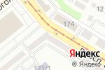 Схема проезда до компании Жемчужинка в Усть-Каменогорске