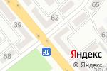 Схема проезда до компании За Рулем в Усть-Каменогорске