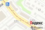 Схема проезда до компании 4х4 в Усть-Каменогорске