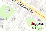 Схема проезда до компании Спецавтоматика, ТОО в Усть-Каменогорске