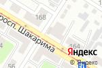 Схема проезда до компании Almatherm, ТОО в Усть-Каменогорске