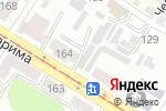 Схема проезда до компании Винни-Пух в Усть-Каменогорске