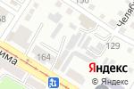 Схема проезда до компании Торгово-производственная фирма в Усть-Каменогорске