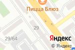 Схема проезда до компании Адамас в Усть-Каменогорске