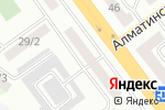 Схема проезда до компании Металлург-3, ПКСК в Усть-Каменогорске