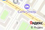 Схема проезда до компании Ателье в Усть-Каменогорске