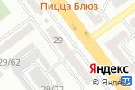 Схема проезда до компании Старк в Усть-Каменогорске