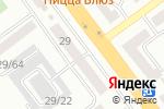 Схема проезда до компании Gala, ТОО в Усть-Каменогорске