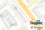 Схема проезда до компании Doner-Kazan в Усть-Каменогорске