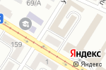 Схема проезда до компании City-hotel в Усть-Каменогорске