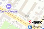 Схема проезда до компании Логос-V в Усть-Каменогорске