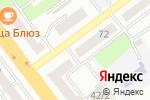 Схема проезда до компании Парикмахерская в Усть-Каменогорске