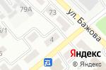 Схема проезда до компании Квартал Б, ПКСК в Усть-Каменогорске