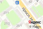 Схема проезда до компании Winter в Усть-Каменогорске