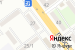 Схема проезда до компании М-ломбард, ТОО в Усть-Каменогорске