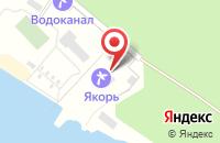 Схема проезда до компании Зеленый бор в Боровом