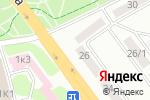 Схема проезда до компании Дом Золота в Усть-Каменогорске