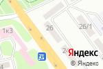 Схема проезда до компании GoodLuck в Усть-Каменогорске