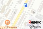 Схема проезда до компании Гранд-Авто в Усть-Каменогорске