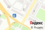 Схема проезда до компании Эден в Усть-Каменогорске