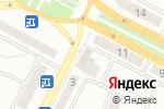 Схема проезда до компании NABBI в Усть-Каменогорске