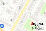 Схема проезда до компании Jaguar-R в Усть-Каменогорске
