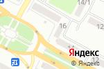 Схема проезда до компании АлеАн в Усть-Каменогорске