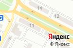 Схема проезда до компании Сәби в Усть-Каменогорске