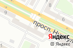 Схема проезда до компании Полёт Фантазии в Усть-Каменогорске