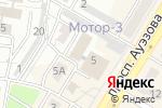 Схема проезда до компании Борок в Усть-Каменогорске