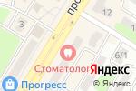 Схема проезда до компании Ирэн в Усть-Каменогорске