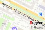 Схема проезда до компании Нотариус Мельникова Г.А. в Усть-Каменогорске