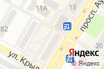 Схема проезда до компании Life Shop в Усть-Каменогорске