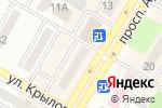 Схема проезда до компании Огородник в Усть-Каменогорске