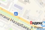 Схема проезда до компании Быстро-кредит, ТОО в Усть-Каменогорске