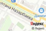 Схема проезда до компании На каждый день в Усть-Каменогорске