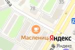 Схема проезда до компании Масленица в Усть-Каменогорске