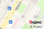 Схема проезда до компании Selena в Усть-Каменогорске