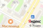 Схема проезда до компании АН-2 в Усть-Каменогорске