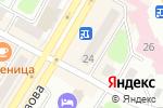 Схема проезда до компании Дефиле в Усть-Каменогорске