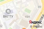 Схема проезда до компании Champion в Усть-Каменогорске