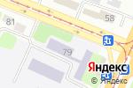 Схема проезда до компании Учебный центр Усть-Каменогорского колледжа строительства в Усть-Каменогорске