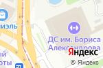 Схема проезда до компании Синегорье в Усть-Каменогорске