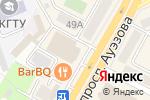 Схема проезда до компании ОЛИМП в Усть-Каменогорске