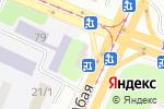 Схема проезда до компании Мир одежды в Усть-Каменогорске
