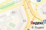 Схема проезда до компании Le Мontie в Усть-Каменогорске
