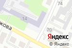 Схема проезда до компании Транспортная компания в Усть-Каменогорске