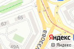 Схема проезда до компании ДЕТСКИЙ МИР в Усть-Каменогорске
