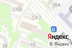 Схема проезда до компании Формат-А в Усть-Каменогорске